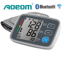 accurate blood pressure monitor - Accurate Bluetooth Wireless Blood Pressure Monitor Heartbeat Indicator for iPhone IOS and Android System tonometer
