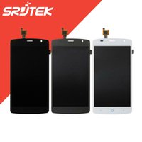 Wholesale For ZTE Blade L5 Plus LCD Display with Touch Screen Digitizer Sensor Full Assembly Black Grey White