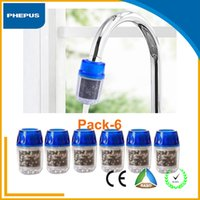 Wholesale China Directly PHEPUS carbon tap water filter kitchen tap water purifier faucet mounted water filter with activated carbon