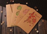 Wholesale Su Sen fresh Mini Christmas cards Korean cartoon blessing cards message card S632