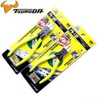 aluminum wiring repair - Japan King TTC Brand Diagonal Pliers Inch or Inch for Cutting Plastic Copper Wire Aluminum Cable Element Etc Repair Tools