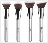 1-piece/PVG BAG airbrush faces - IT Cosmetics for Ulta Airbrush Pieces Brush Set buffing blurring OMG Foundation Brushes Deluxe Beauty Makeup Face Blender