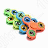 Big Kids big bags kids - EDC Hand Spinner Tri Fidget Spinner Handspinner Decompression Anxiety Finger Toys With Opp Bag Packing Desk Toy OOA1322