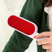 Wholesale A05 brush cleaner clothes brush brushing device with electrostatic dust removal drum stick hair hair remover