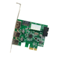 Wholesale External Port USB Power Esata pin USB Header Combo PCI Express Card