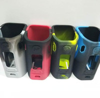 bag cover skin case - RX300 Silicone Case RX300 Silicon cover Bag Colorful Rubber Sleeve Protective Cover Skin For Wismec Reuleaux W RX300 TC Box Mod Retail
