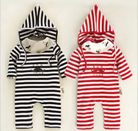 Wholesale 3pcs Baby Boy Girls Kids Newborn Infant Romper Hat Bodysuit Outfit Clothing Set