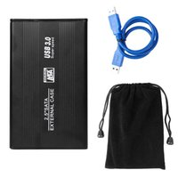 Wholesale 2 Inch HDD Case Sata to USB Hard Drive Disk SATA External Storage Enclosure Box with USB Cable