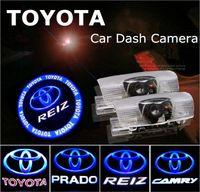 Wholesale Camry Dash - Night Vision LED Light Car Dash Camera SJ cam for toyota camry prado reiz One Piece High Len PC