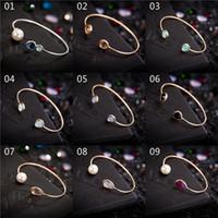 acrylic plastic tubes - 25pcs Fashion Jewelry Hot Popular Silm Metal Tube Bangle Grils Party Hip Pop Bangles Bracelets BA146