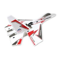 Wholesale New KT SU Airplane Jet CH RC Fighter Foam Glider Kits sep