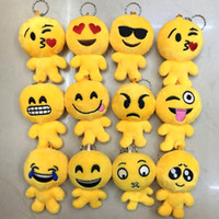 Cheap Anime & Comics Emoji toys Best Big Kids Unisex Emoji Dolls