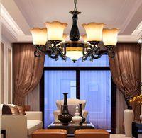 Wholesale Europe type droplight pendant lamps dining room living Room sitting room Hotel guest room resturannt indoor lighting