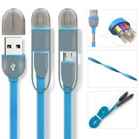 apple data cable mini - Universal Quality in micro usb mini cable for samsung s6 S7 LG HTC Huawei data cable with package