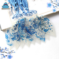 Wholesale 1pcs beautiful hand drawing leaf bookmark classic exquisite elegant pattern infrequent gift collecting souvenir