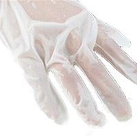 Wholesale pair Shea Butter Smoothing Hand Mask skin care Whitening Moisturizing Gloves Repair Damaged Hands