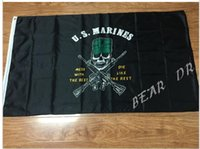 american flag hanging - One Piece x5 FT American Flag U S Marines Corp Flag of USA CM Polyester Hanging Flying Flags and Banners of U S Marines