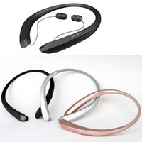 For Apple iPhone best bluetooth brand - 2017 HBS Headset HBS910 Earphone Sports Stereo Bluetooth CSR Best Quality Headphones With Package for iphone plus s7 edge