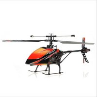 Wholesale WL V912 large alloy cm G CH single propeller remote control helicopter with gyro RTF outdoor toys VS V911