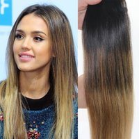 ash blonde highlights - BALAYAGE OMBRE DARK BROWN ASH BLONDE HIGHLIGHT STRAIGHT HUMAN REMY HAIR WEFT BUNDLE WEAVING EXTENSION