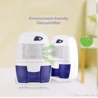 automatic damper - 500ml Electric Dehumidifier Dryer Damp Protable Air Dryer Dehumidifier Moisture Absorber Home Bathroom Kitchen Garage V V