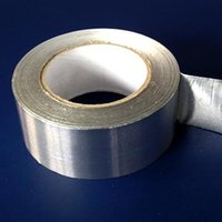 air conditioner tape - Aluminum foil tape a variety of excellent quality and low quality Used for refrigerator air conditioner automobile petrochemical electro