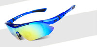 Wholesale Women Sunglasses Obaolay Polarized Cycling Sunglasses Bike Bicycle Protection Sports Sunglasses Lens Blue Frame