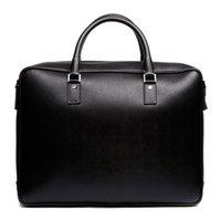 Wholesale Polo handbags male bag leather briefcase male business bags Men s men s singles shoulder bag bag cow leather computer