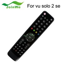 Cheap Wholesale-Free Shipping Remote Control For VU SOLO2 VU SOLO 2 SE Remote Control Satellite Receiver FOR Sunray VU SOLO 2