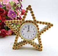 aluminum alarm clock - The alarm clock handicraft