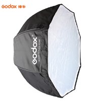 Wholesale Godox cm in Portable Octagon Photo Studio Softbox Umbrella Brolly Reflector for Speedlight