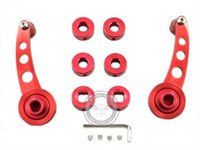 Wholesale VHQ MONZA Aluminium Window Winders Red universal fitment In stock ready to ship