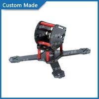 Wholesale Carbon fiber board AV130 RX122 UAV frame Mini traversing machine mini Unmanned frame custom made