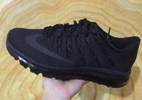 air speed shoe - newest QUALITY air max shoes all white ALL Black blue gray red golden MAN SNEAKERS with box