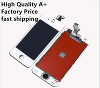 aa bar - for phone LCD Display Touch Digitizer AA Complete Screen with Frame Full Assembly Replacement for iPhone For iPhone Plus