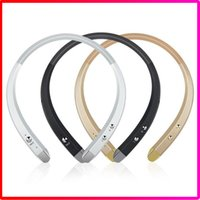 Wholesale New HBS HBS913 Tone Sport Bluetooth Headphone Headsets Neckband Stereo Earphone with Microphone Hands Free Headset for Smartphone