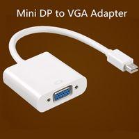apples vga - Lamchin Loly Thunderbolt Mini Displarport Display Port DP Male to VGA Female Adapter Cable for HDTV Apple Macbook Air PC