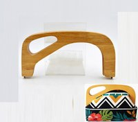 bag handles suppliers - China Factory Supplier Bag Accessories Wooden Bag Handle With Size CM Wooden Purse Frame