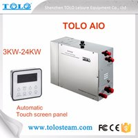 Wholesale 6kw V Single Phase V Three Phases Bath Room Steam Generator for Wet Steam Room Steam Bath with CE Certificate