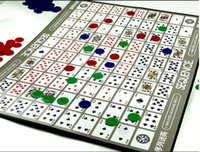 Wholesale sequence game suitable for players family game board game