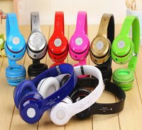 Wholesale wireless stereo V4 bluetooth headset with hand free call mp3 for sports