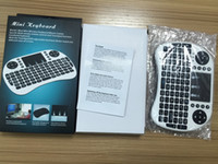 air tablet - Rii Air Mouse Wireless Handheld Keyboard Mini I8 GHz Touchpad Remote Control For MX CS918 MXIII M8 TV BOX Game Play Tablet Mini PC