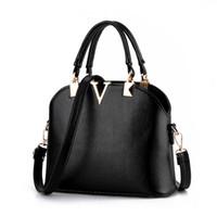 Wholesale 2016 new women handbag Brand handbag shoulder messenger bags V shaped fashion women handbags Europe