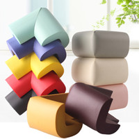 Sample Retail baby product samples - 10PCS Baby Safty Security Safe Child Kids Children Safety Products Glass Coffee Table Corner Cushion Guards Protector Control