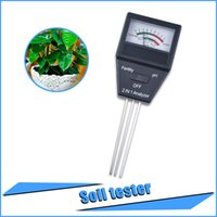 Fertility - new Gardening tools in Soil PH meter fertility tester with Probes Ideal instrument for gardening