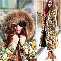 women winter warm long jacket - Luxury Women Down Winter Coat Long Jacket For Women s Pinted Color Outwear Clothing Thick Keep Warm Winter Clothes Hot Sale