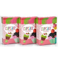 Wholesale 60 Boxes Assorted Cupcake Adhesive Bandages Cute Girls Hemostasis Band aid