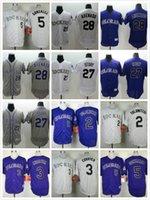 army story - Colorado Rockies Nolan Arenado Trevor Story Troy Tulowitzki Michael Cuddyer Carlos Gonzalez Stitched Cool Base Baseball Jerseys