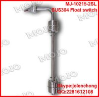 Wholesale MJ SL SUS304 side mounter level switch tank float switch water flow control switch M10