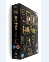 Wholesale Harry Potter The Season S7 include Volume Disc Set UK Version DVD Boxset Brand New